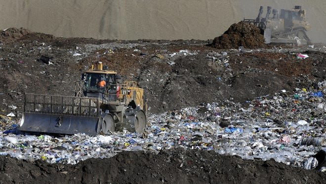 The Outagamie County Northeast Landfill accepts waste from more than 65 communities in Brown, Outagamie and Winnebago counties.