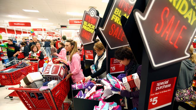 Black Friday is considered the top Christmas shopping day of the year, but retailers are offering better sales and discounts on Thanksgiving.