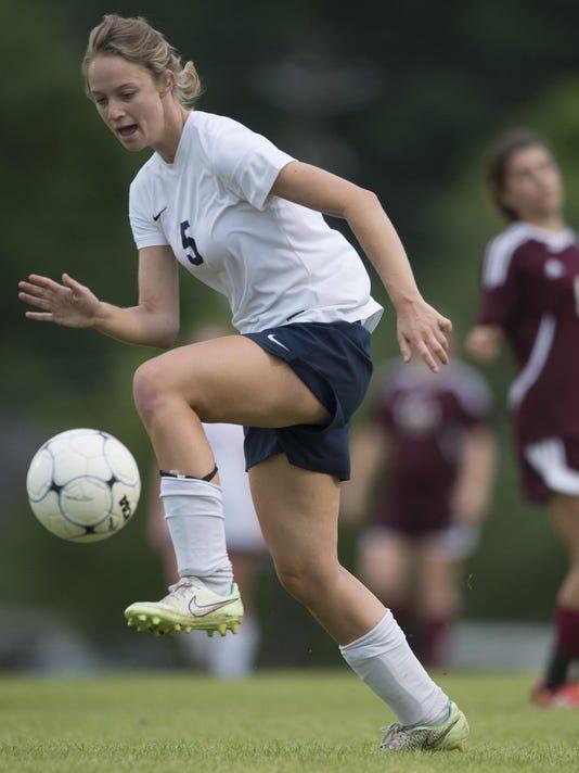 Girls Soccer: St. James vs. LAMP 08
