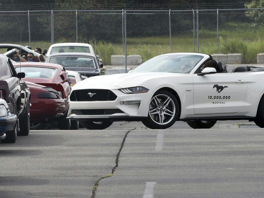 10 Millionth Mustang (2)