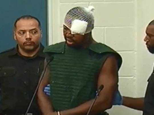 Markeith Loyd, suspected of killing Orlando Police Master Sgt. Debra Clayton during a Jan. 9 confrontation at a Walmart in Orlando.