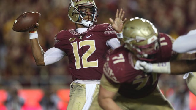Florida State quarterback Deondre Francois and the Seminoles are at home Friday night against Boston College.