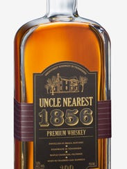 Uncle Nearest 1856whiskey launches this month