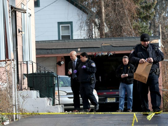 Rochester Police investigate abduction at 22 Harvest