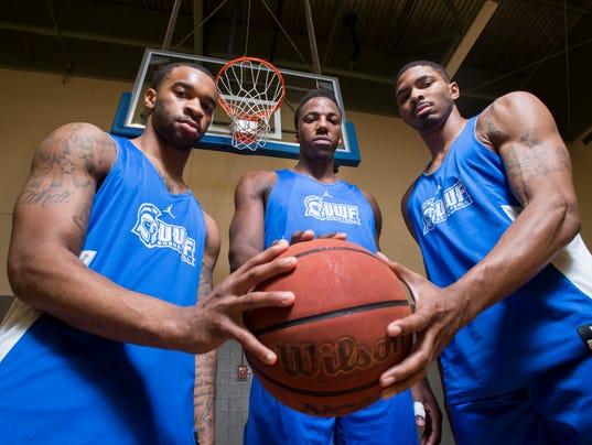 UWF Argonaut basketball