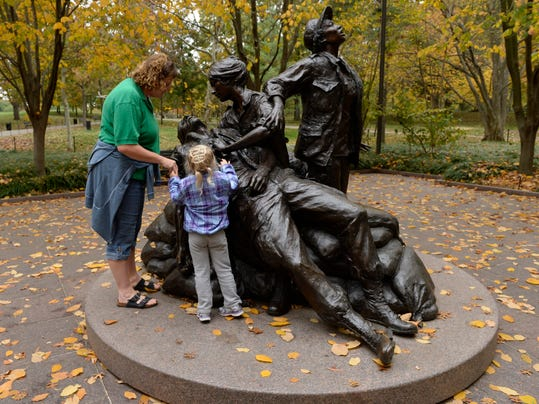Women S Role In Vietnam Honored On Veterans Day