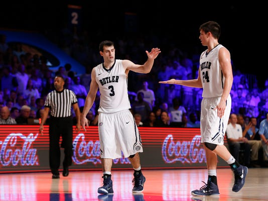 NCAA Basketball: Battle 4 Atlantis-Butler vs North Carolina