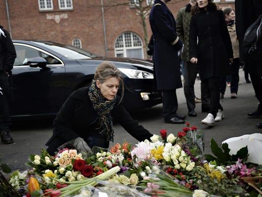 EPA DENMARK COPENHAGEN SHOOTINGS WAR ACTS OF TERROR DNK