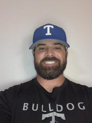 Lubbock-Cooper graduate and three-time all state center fielder Josh Barnett signed his contract to be Tahoka's next head baseball coach Tuesday. Barnett, who was an assistant baseball coach at Levelland, credits Lobos coach Brent Paris with helping him get the job.