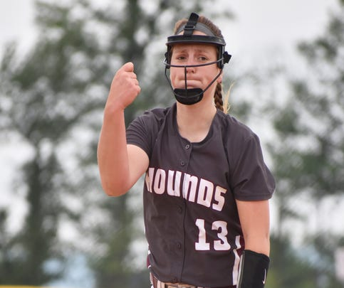 Shippensburg's Courtney Coy is the Public Opinion Softball Player of the Year
