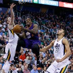 Phoenix Suns fall into deep hole, can't climb out against Utah Jazz