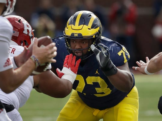 The Wolverines are losing a likely first round NFL draft pick in Maurice Hurst.