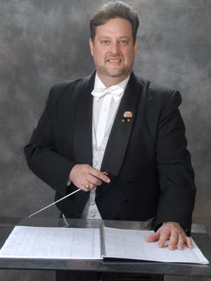 Dr. Adam Brennan is the founder and director of the new Great Lakes Wind Symphony.