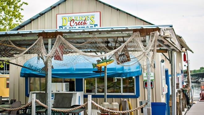 Drake's Creek Marina has gotten some major upgrades.