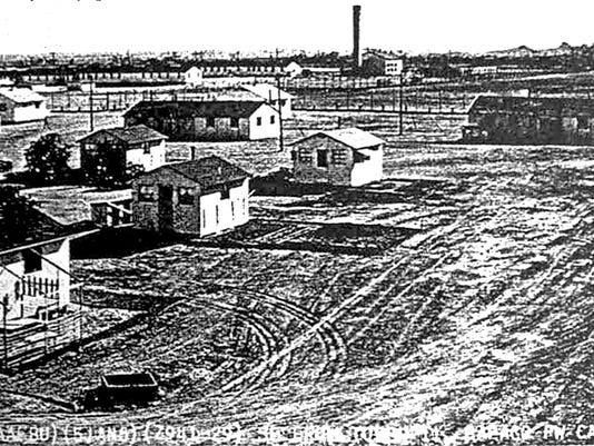 Papago Park once housed German POWs