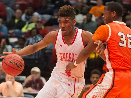 AHSAA State Boy's Basketball: Lee vs. Hoover
