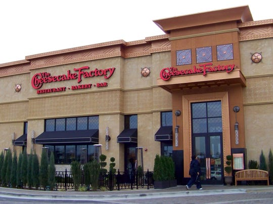 Cheesecake Factory only does about 12 new stores a year and in markets larger than Sioux Falls