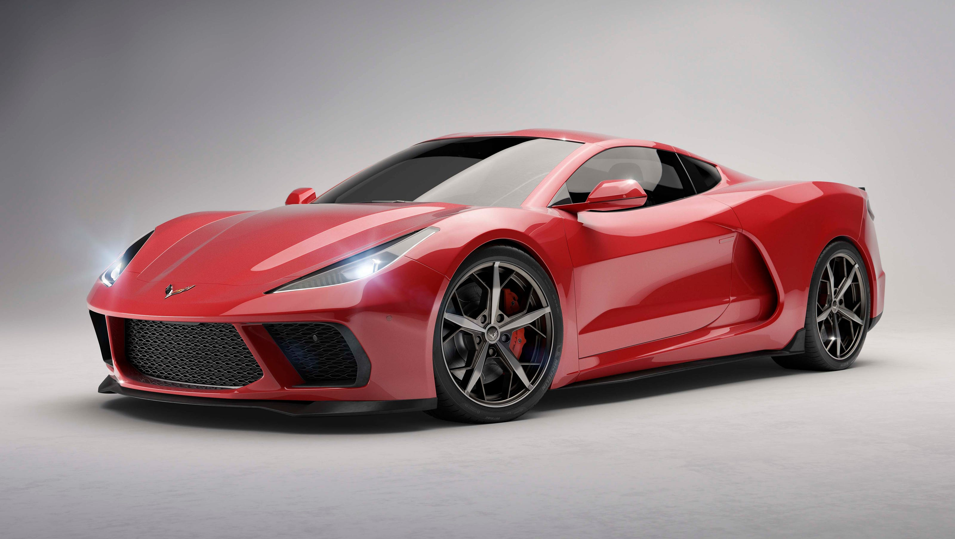 You Know You Are Not The First Aston Martin >> Why the next Corvette pace car will be mid-engine