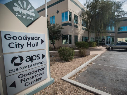 Goodyear city hall