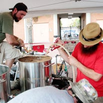 Samples of more than 150 beers will be available at Gulf Brew Saturday at Blackham Coliseum.