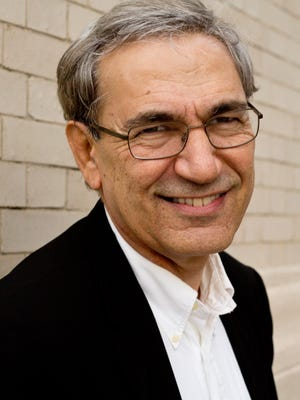"Nobel laureate Orhan Pamuk's new book is ""The Red-Haired Woman"" (Knopf)."