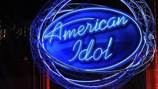 Michael Simeon of Lumberton performs during American Idol. Auditions for the show will be held June 25 in New Orleans.
