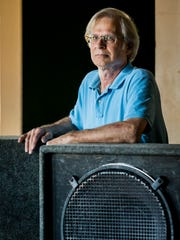 "David ""Digital Dave"" Mudrock spent more than 20 years overseeing concerts at Kelly's Logan House in Wilmington."