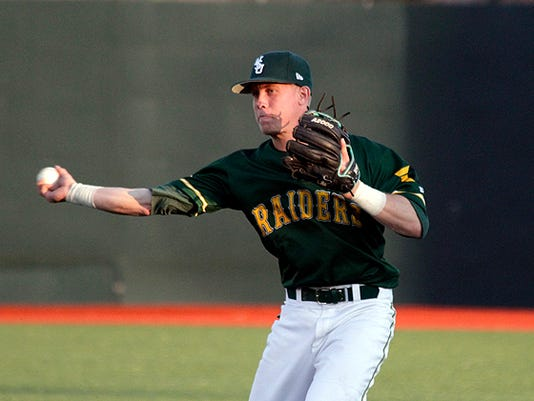 NCAA BASEBALL: MAR 18 - Youngstown State vs Wright State