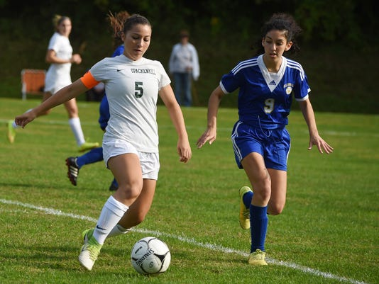 Girls soccer: Spackenkill v. Ellenville