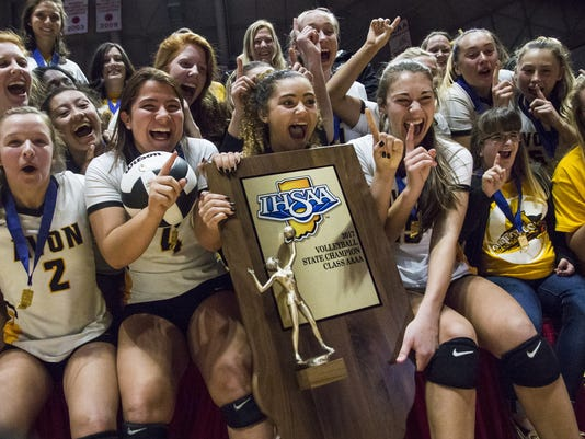 IHSAA volleyball: 5 things to watch as sectional-play begins