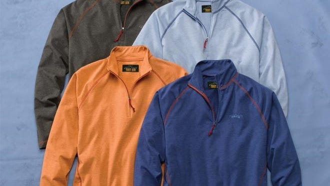 Orvis, a new store in Paddock Shops, offers clothing for those who enjoy the outdoors.