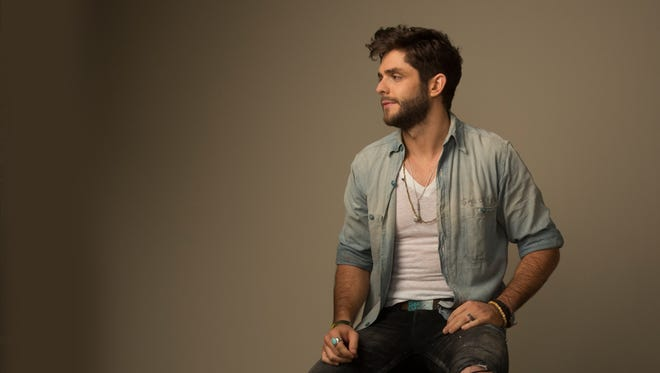 """Thomas Rhett: """"I love having sounds coming out of the radio that you haven't heard in a long time or heard ever on country radio."""""""