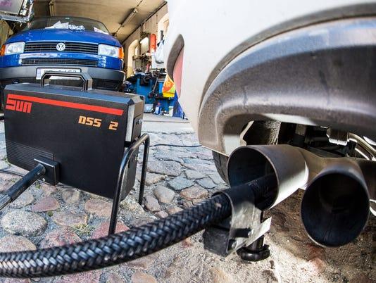 EPA FILE GERMANY VW EMISSIONS RECALL EBF TRANSPORT DEU BR