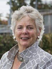 Christy Brown is founder of the Institute for , Healthy Air, Water, and Soil, October 24, 2015.
