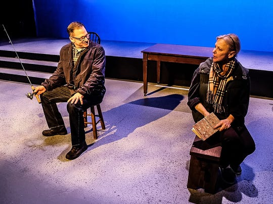 """Gordon Ginsberg and Jeanna Juleson in """"Other People's"""