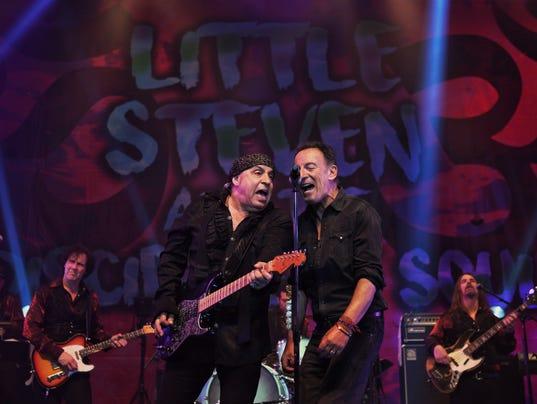 Springsteen and Van Zandt