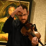 Gypsy jazz: Center for the Arts show features swing duo