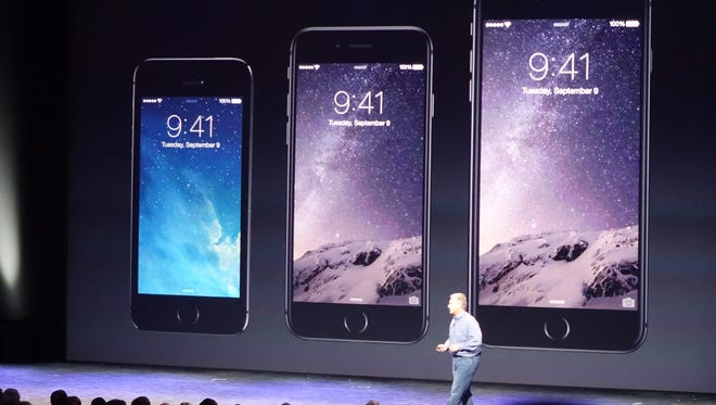 Apple announced new iPhone devices Tuesday, but those trying to watch remotely encountered livestream issues.