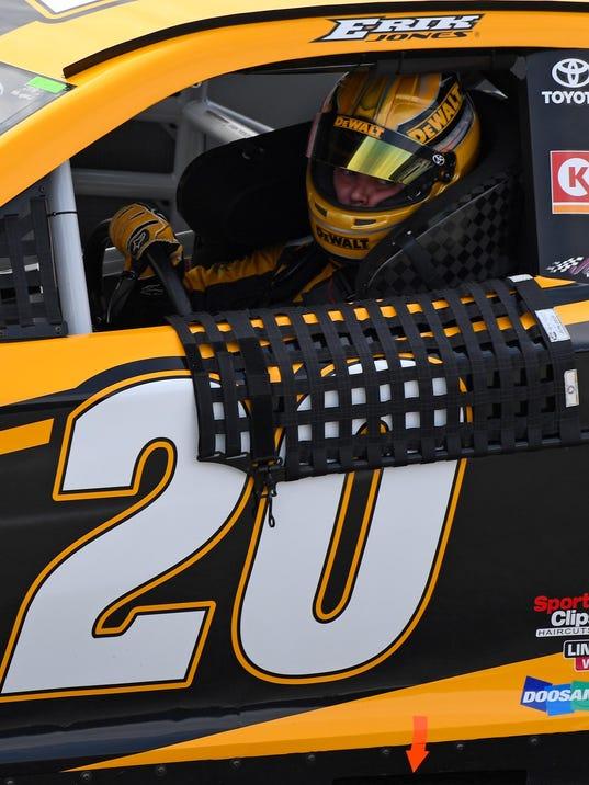 USP NASCAR: FIREKEEPERS CASINO 400-QUALIFYING S NAS USA MI