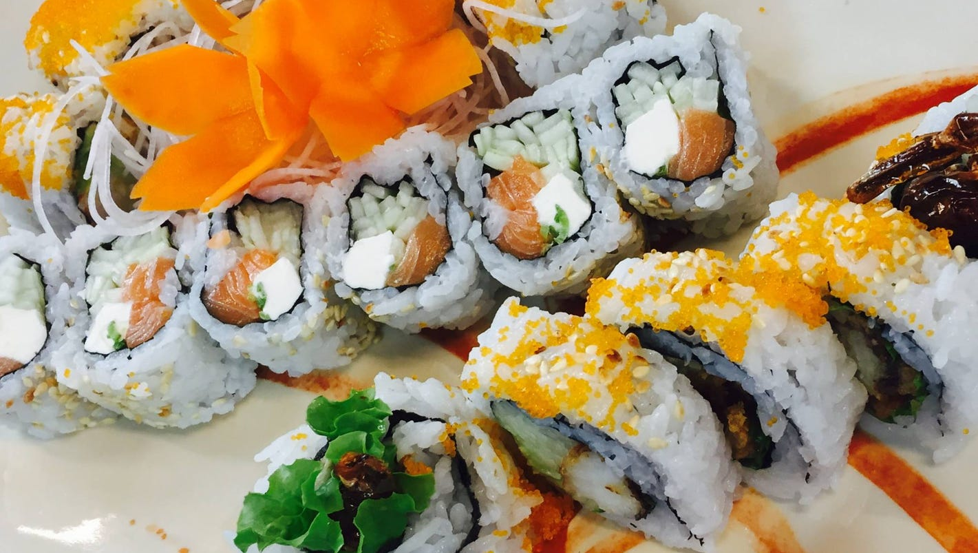 Soseki Sushi Cafe opens, brings grab-and-go sushi coffee to Iowa City