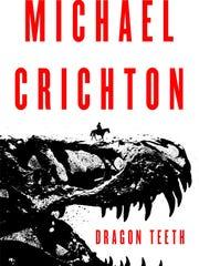 'Dragon Teeth' by Michael Crichton.
