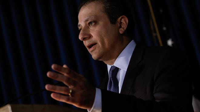 Preet Bharara, U.S. attorney for the Southern District of New York.