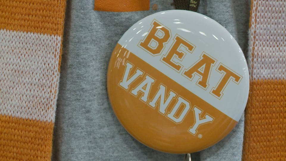 Vol's fans set their sights on the Vandy game.