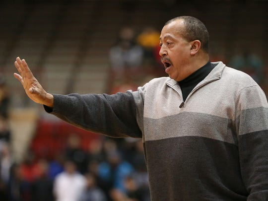 Longtime North Central coach Doug Mitchell says he