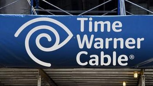 A cable outage is affecting Time Warner Cable customers in Palm Springs
