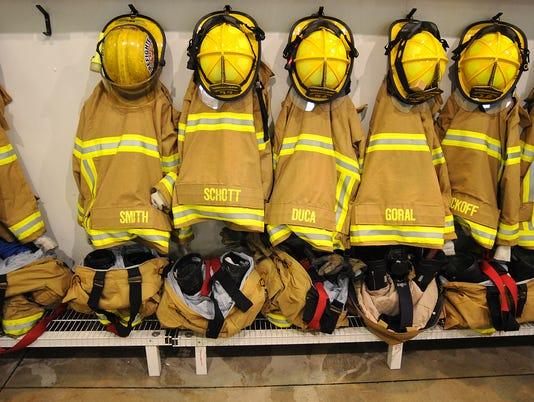 Bellevue Fire Department Gear