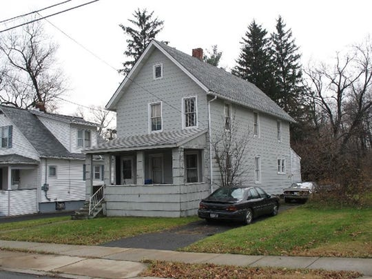 This property at 34 The Arena St. in Binghamton recently sold for $78,000.