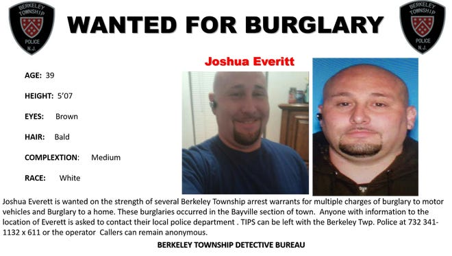 Berkeley Police are looking for this man in connection with a string of car burglaries.