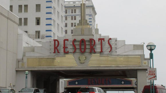 A website affiliated with Resorts, Atlantic City's only casino, has launched a new daily fantasy sports contest.