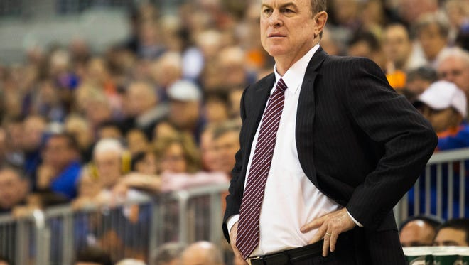 Mississippi State coach Ben Howland begins a season where he'll rely heavily on six freshmen.